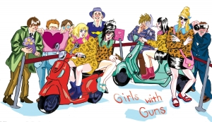 """Girls With Guns"""