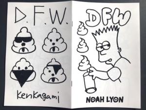 DFW Zine with Kagami