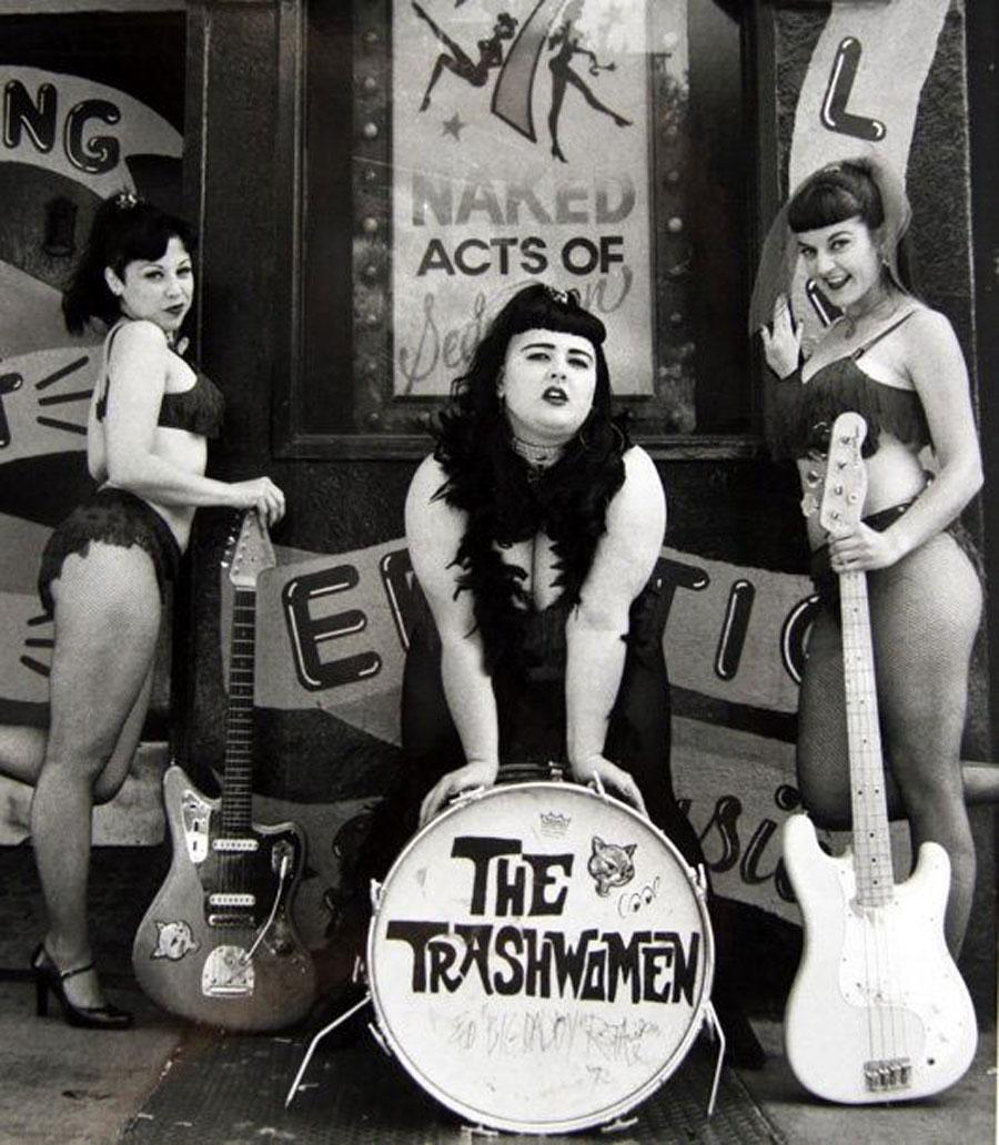 trashwomen