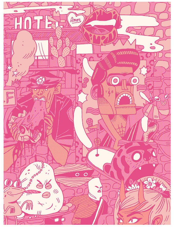 Print created with 1xRun