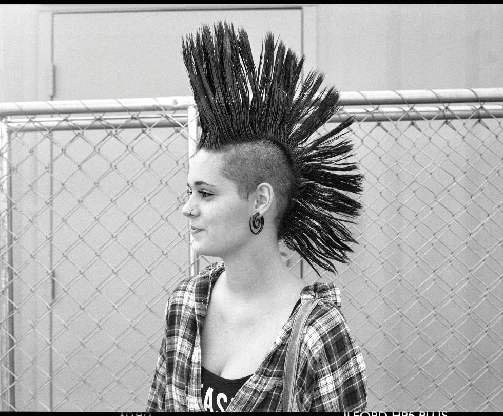 Hairdos Of Defiance Ed Templetons Ode To The Mohawk Amadeus