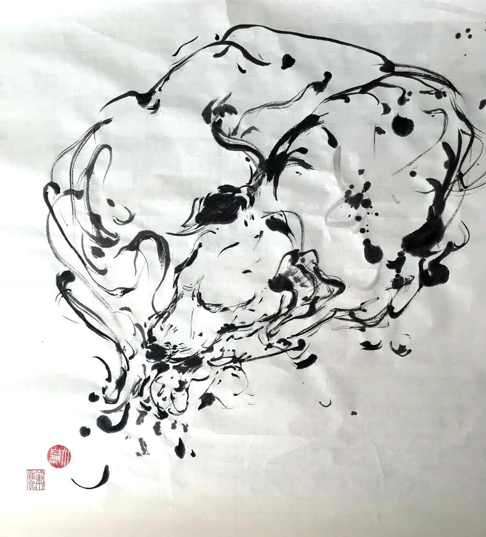 curled up dog-anitawong