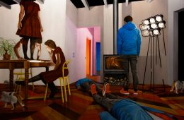 Dario-Maglionico,-Reificazione-#47,-oil-on-canvas,-170-x-250-cm,-2018