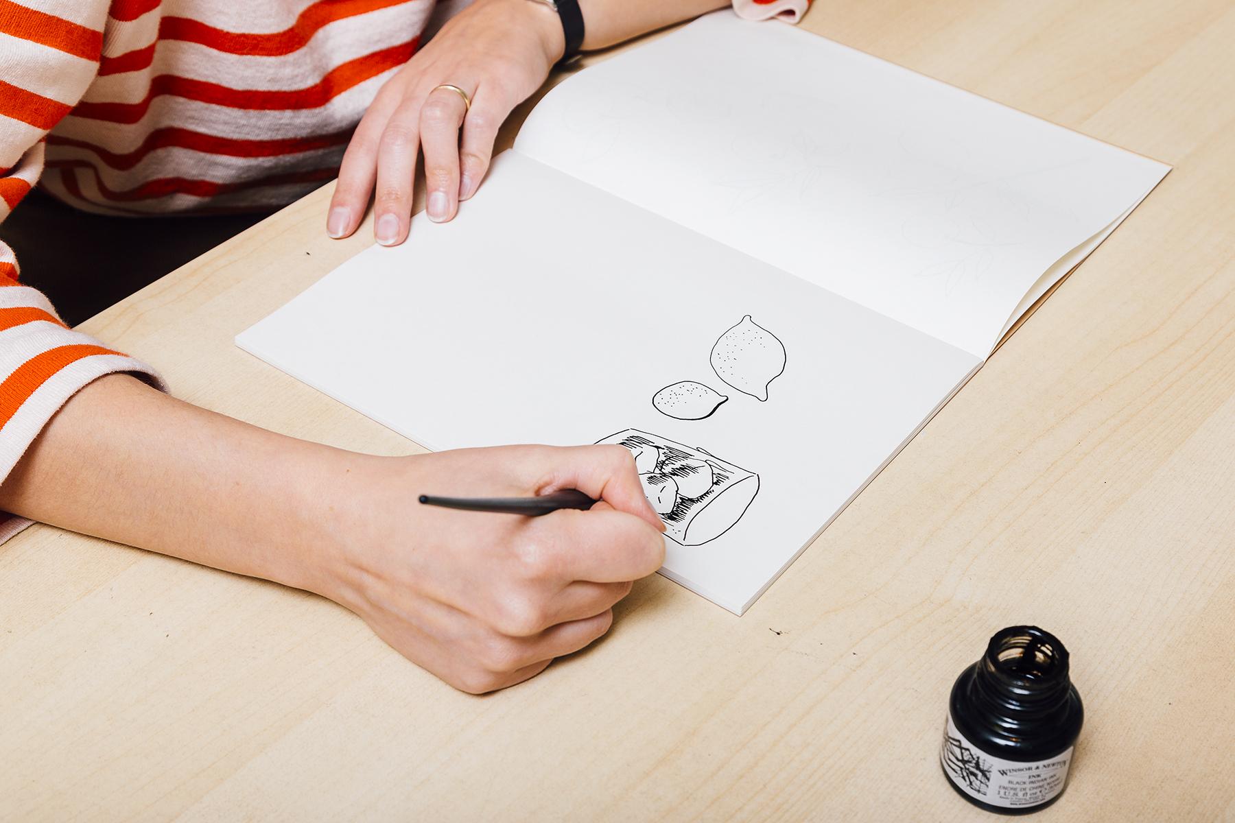Liana Jegers, Los Angeles based illustrator